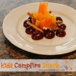 Kid Friendly Foods: Campfire Snack
