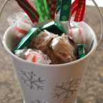 Homemade Christmas Gift: Homemade Hot Cocoa {in a Cute Little Bucket!}