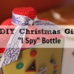 Homemade Christmas Gift: I Spy Bottle
