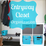 Entryway Closet Rescue: From Cluttered to Clean and Functional