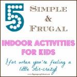 frugal indoor
