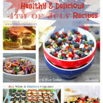 30 Healthy & Delicious 4th of July Recipes!