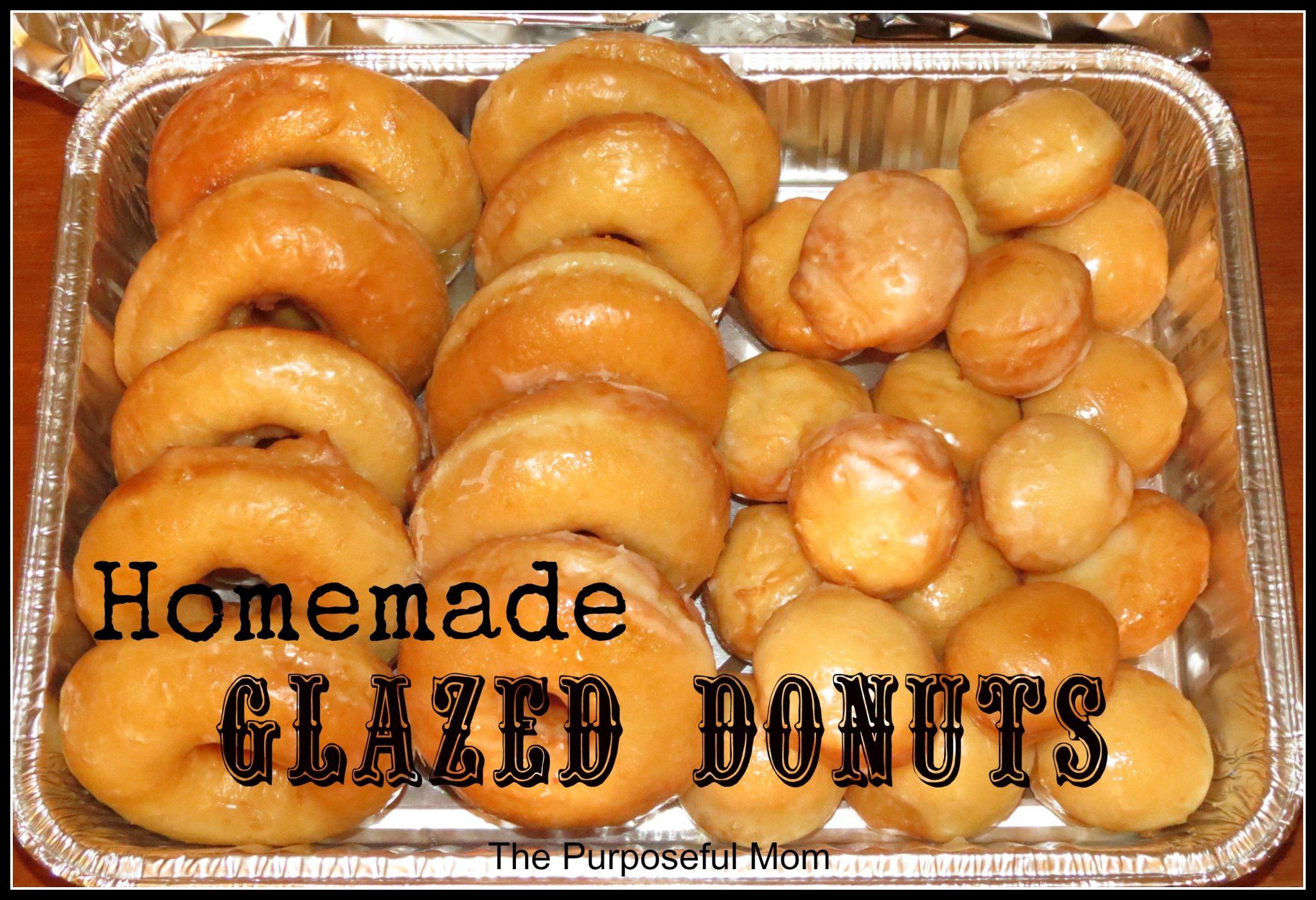 glazed donuts easy glazed donuts glazed doughnuts glazed donuts 2 ...