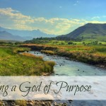 Serving a God of Purpose