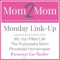 mom 2 mom link up!