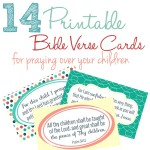 14 Bible Verses Every Mom Can Pray Over Her Children
