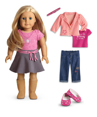 american girl doll sale at zulily for a very limited time save up to 30 the purposeful mom. Black Bedroom Furniture Sets. Home Design Ideas